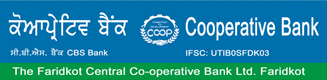 The Faridkot Central Cooperative Bank Ltd.